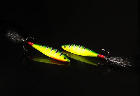 Бокоплав ручной работы Fire Fish цвет 011