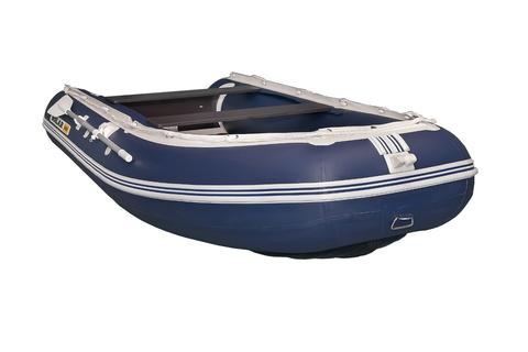 Лодка надувная моторная SOLAR 380 Jet тоннель