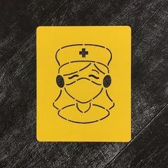 Медик №2 женщина