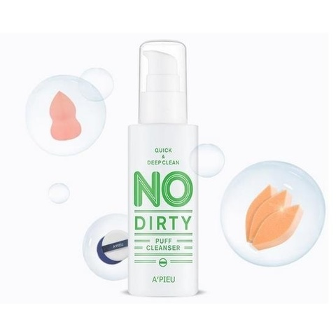 A'pieu No Dirty Puff Cleanser