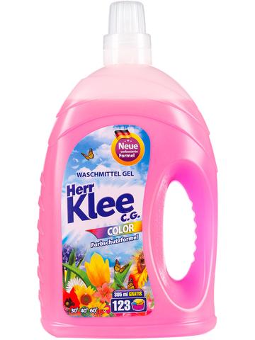 Гель для стирки Herr Klee color 4,3л