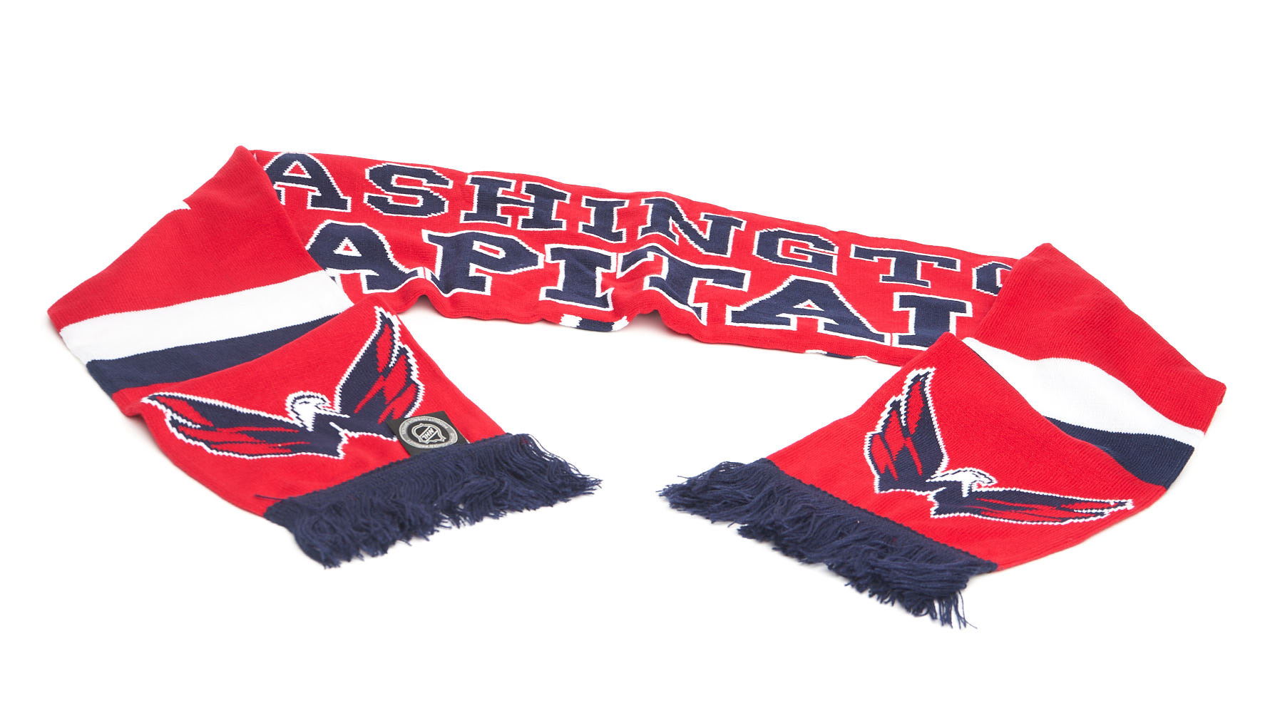 Шарф NHL Washington Capitals