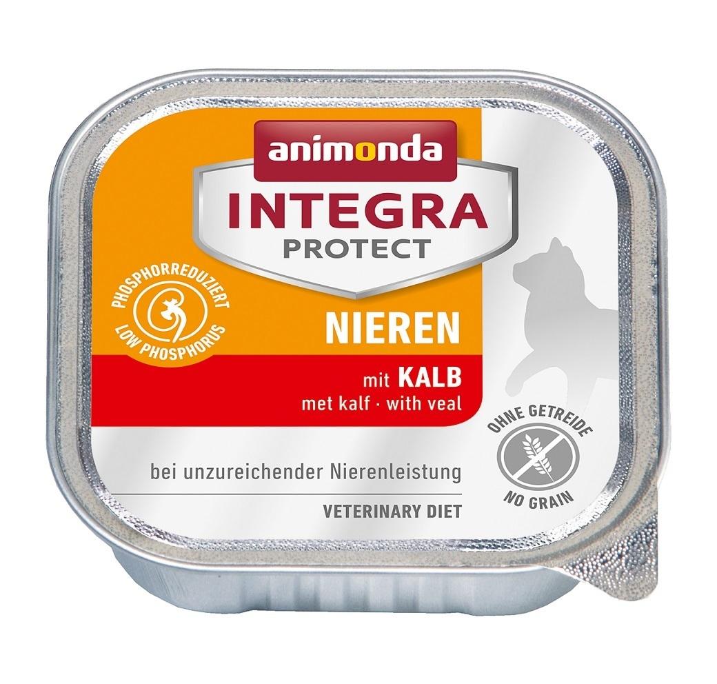 Купить Animonda Integra Protect Cat (ламистер) Nieren (RENAL) with Veal для кошек