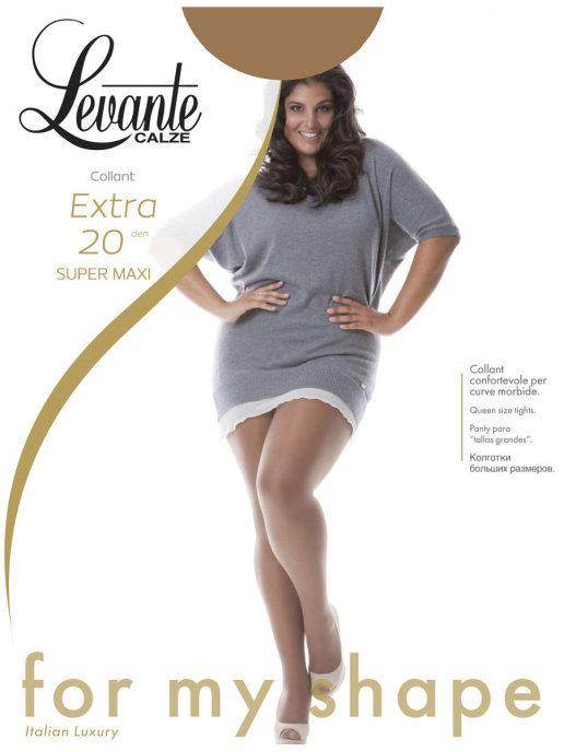 Levante EXTRA 20 XXL колготки женские