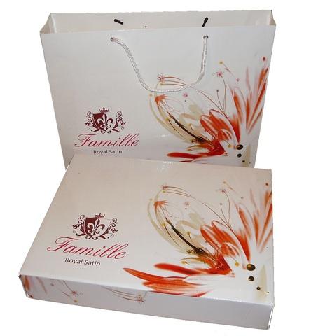 Постельное белье Famille RS-60 упаковка