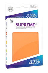 Supreme Sleeves Standard Size Orange(UX)