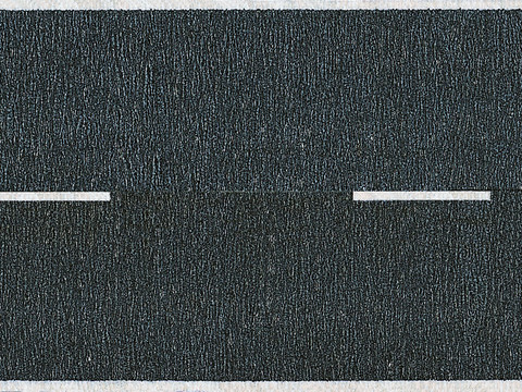 Шоссейная дорога, чёрная - 100 х 4,8 см, (ТТ)