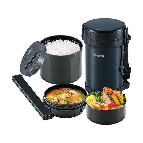 Термос для еды Zojirushi SL-XE (2 литра), черный