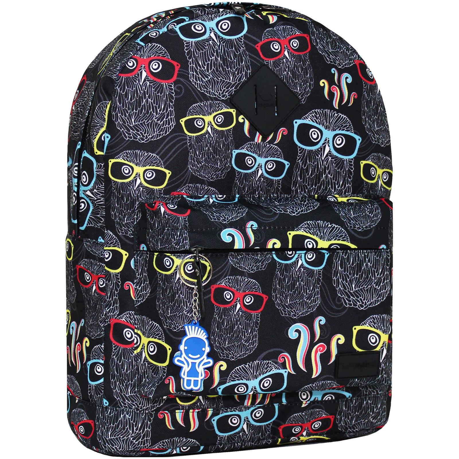 Городские рюкзаки Рюкзак Bagland Молодежный (дизайн) 17 л. сублимация 403 (00533664) IMG_7500_суб_403_.JPG