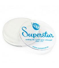 021 Аквагрим Superstar 16 гр белый для фона