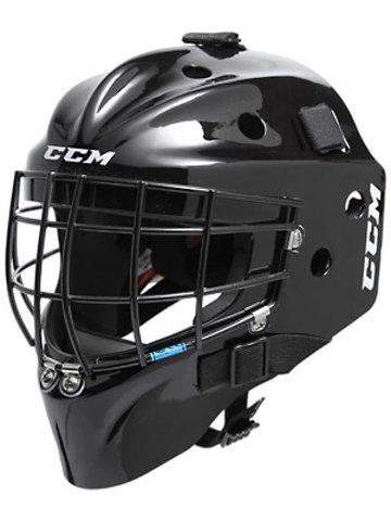 Шлем вратарский CCM 7000 YTH черный