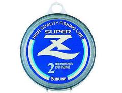 Леска Sunline SUPER Z 50m Clear #1.0/0.165mm 2.32кг