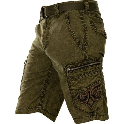 Шорты Affliction RANGE CARGO SHORT