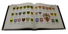 Геральдика. История, терминология, символы и значения гербов и эмблем . Джовани Санти-Мадзуни.
