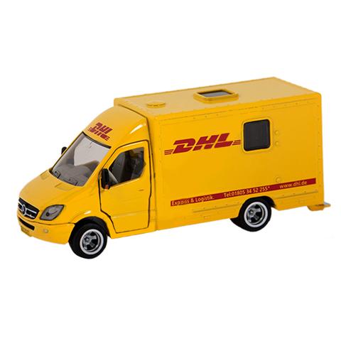 Siku. Почтовый микроавтобус DHL. 1:50