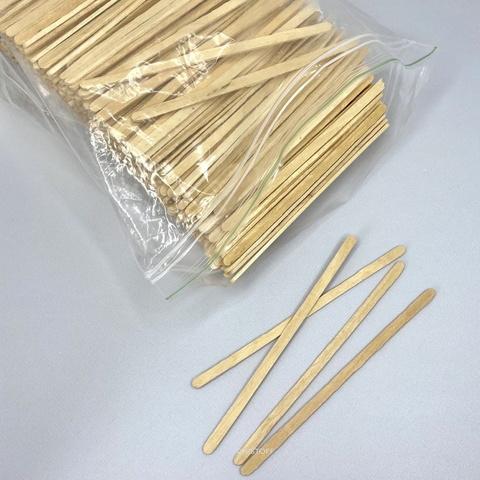 Мешалки деревянные 14,5 см х 2 мм (1000 шт.)