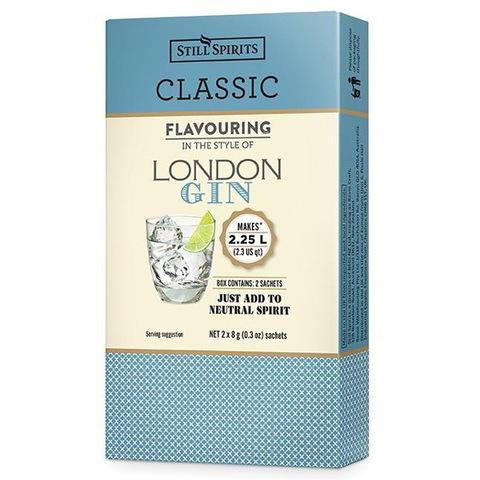 Эссенция Still spirits Classic London gin, 2х16 г на 2,25 л