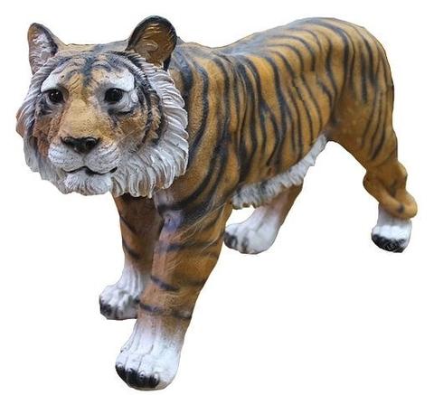 Фигурка садовая Тигр 32x56см