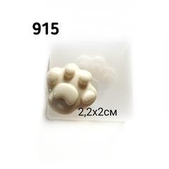 0915 Молд силиконовый. Лапка животного