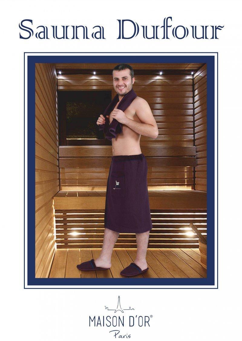 Наборы для Сауны DUFOUR  ДУФОУР набор мужской для сауны Maison Dor Турция сауна2.jpg