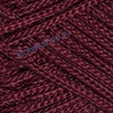 Пряжа YarnArt Macrame цвет 145 бордо