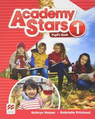 Academy Stars 1 Pupil's Book Pack