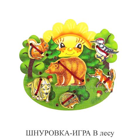 ШНУРОВКА - ИГРА
