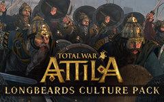 Total War : Attila - Longbeards Culture Pack DLC (для ПК, цифровой ключ)