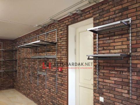 Проект №8: мастерская + хозблок 29 кв м (8 х 3,6 м)
