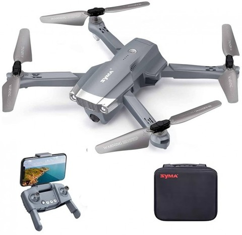 Квадрокоптер Syma X30 с 4K 2.4G камерой, GPS, с сумкой - SYMA-X30-BAG