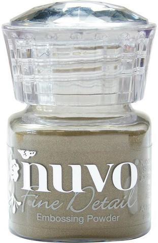Пудра для эмбоссинга NUVO - classic gold