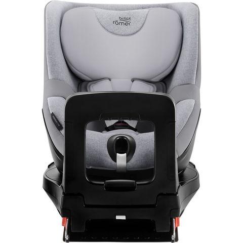 Автокресло Britax Roemer Dualfix i-Size Grey Marble