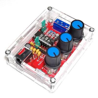 Набор для сборки функционального генератора сигналов на базе XR2206 (1Гц-1МГц)