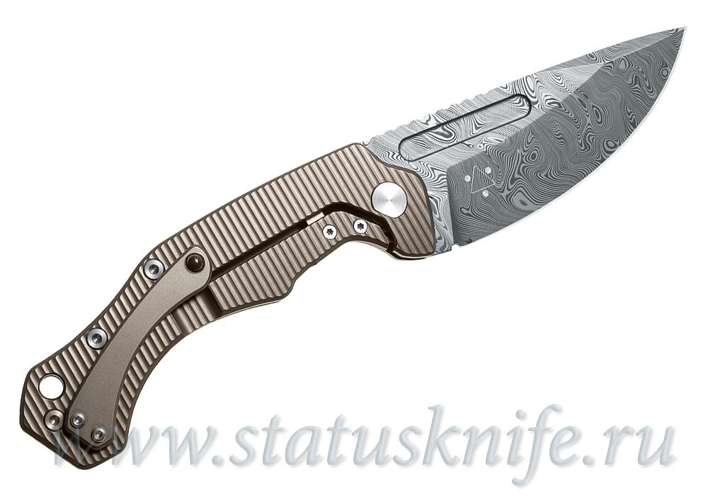 Нож FOX knives модель 521DRB DESERT FOX - фотография