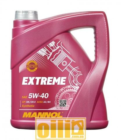 Mannol 7915 EXTREME 5W-40 4л