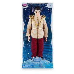 Кукла принц Чарминг, Дисней