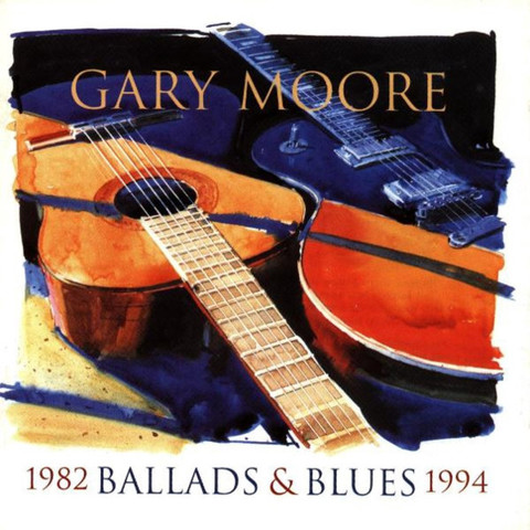 Gary Moore / Ballads & Blues 1982 - 1994 (CD)
