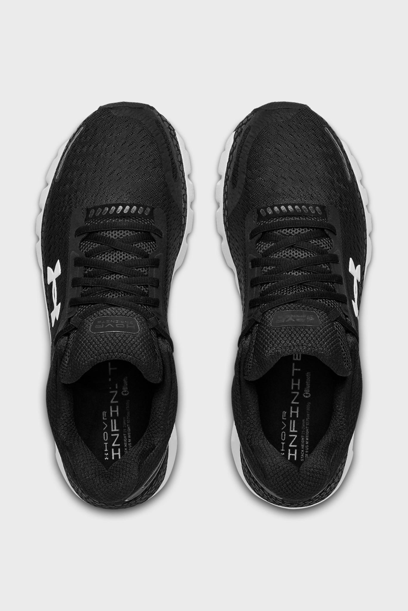 Мужские черные кроссовки UA HOVR Infinite 2 Under Armour