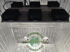 В180хД100хШ70 ГроуБокс SKELETON 600m v3.0 LED SUPERSILENT