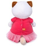 Кошечка Ли-Ли в платье с совой