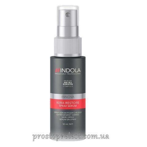 Indola Kera Restore Spray Serum- Сироватка-спрей для волосся