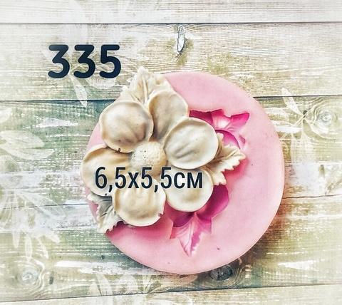 0335 Молд Цветок большой