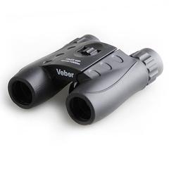 Бинокль Veber WP 10x25 черный