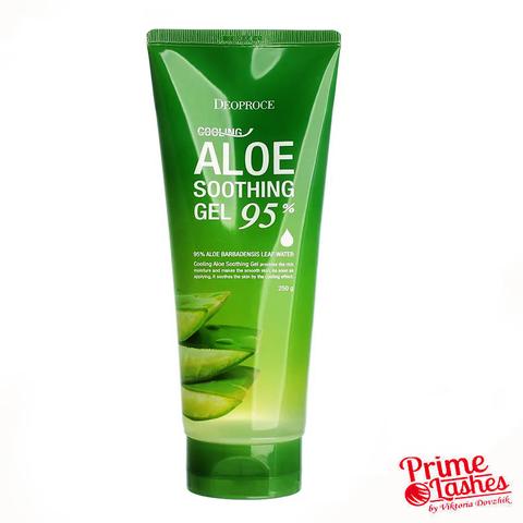 Гель для тела алоэ 95% Deoproce Cooling Aloe