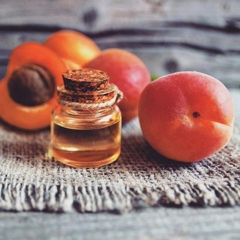 Масло персика, нерафинированное