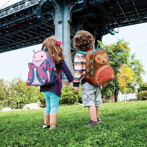 Рюкзак детский Skip Hop Zoo Ёжик