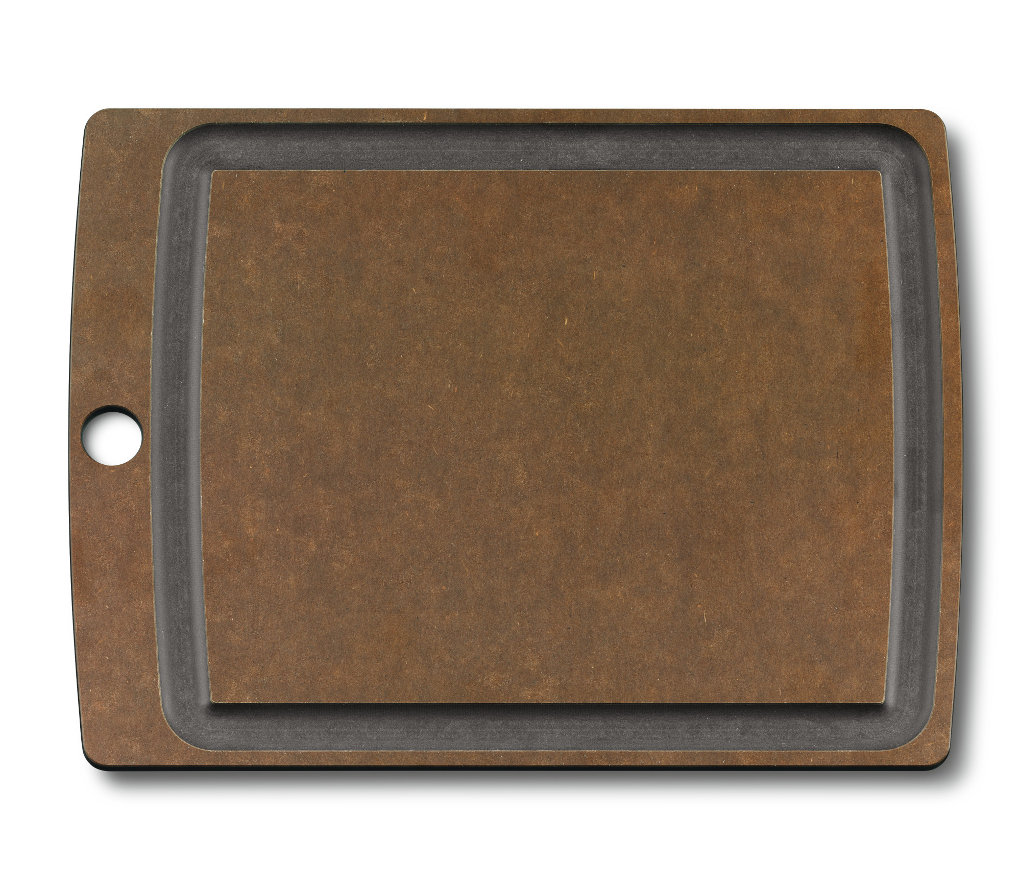 Разделочная доска Victorinox M (7.4112) размер 292x229x7 мм., цвет коричневый