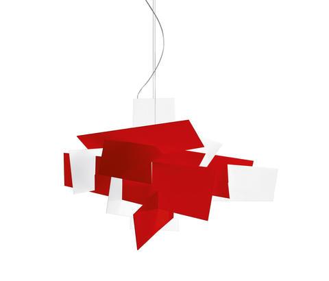 Подвесной светильник копия Big Bang by Foscarini (красный)