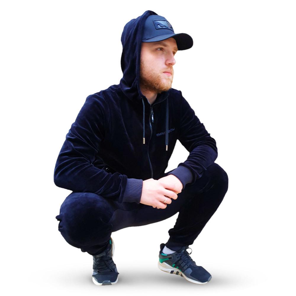 """Спортивные костюмы Спортивный костюм Bad Boy """"The Царь"""" Black 1.jpg"""