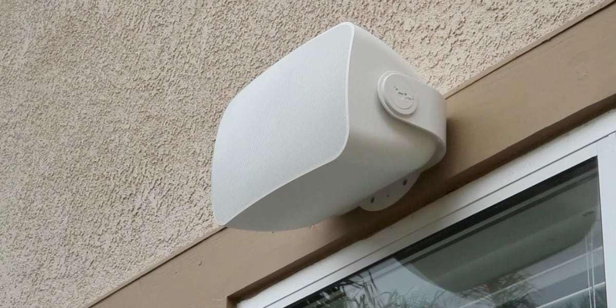 Подвесная уличная аудиосистема SONOS Outdoor by Sonance